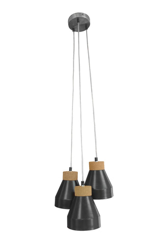 Aksel Pendant Group | Black