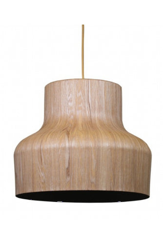 Aron Pendant Light | Light Wood
