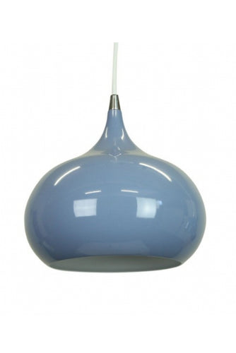 Mini Kirke Pendant Light | Pale Blue