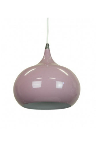 Mini Kirke Pendant Light | Blush Pink