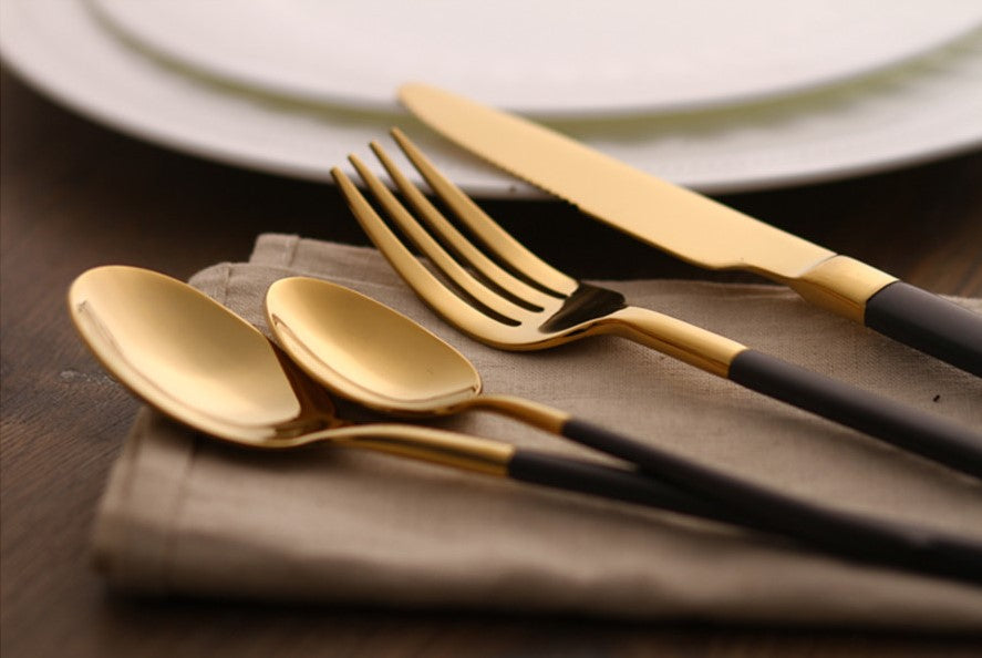 Halo Flatware Set - Cloudberrytale