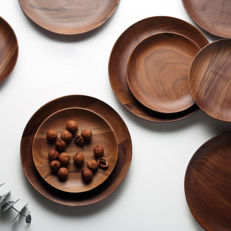 Terra Wooden Plate : wooden plate - pezcame.com
