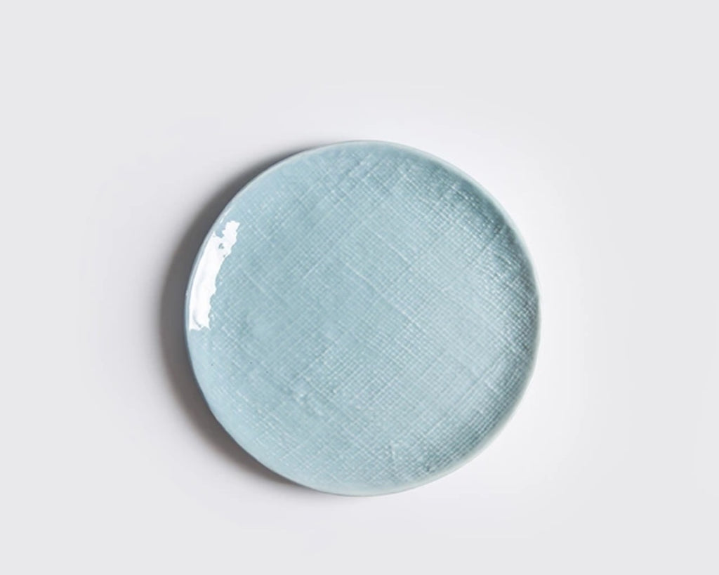 Sky Ceramic Plate Set - Cloudberrytale