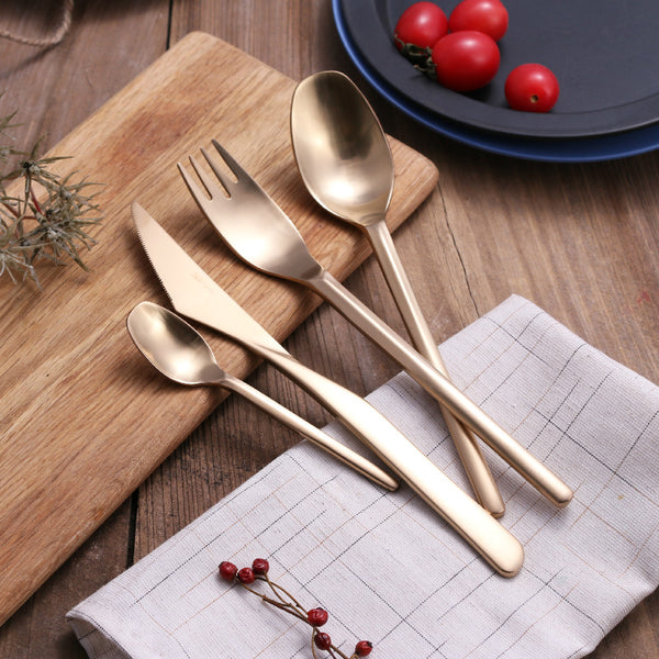 Mia Flatware Set - Cloudberrytale