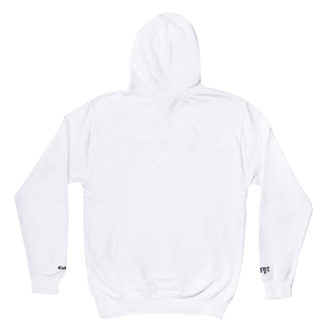 California Hoodie - White - Fuck What You Think Clothing Co.