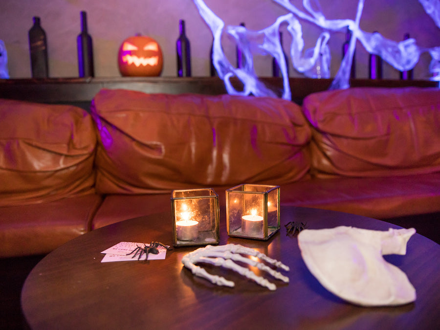 Halloween Ideas: spooky Halloween decorations
