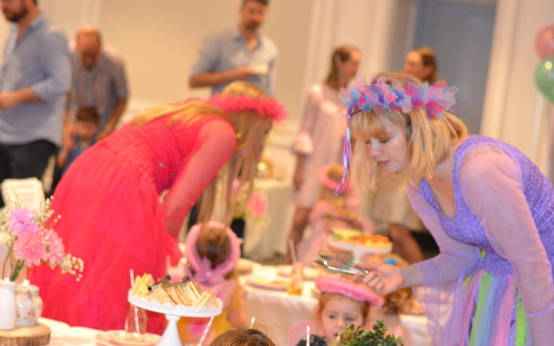 Fairy Entertainment and Kids Party Food