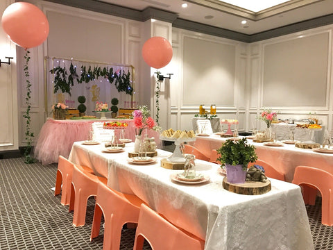 Kids Fairy Tea Party at Intercontinental Double Bay Venue Hire