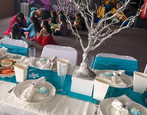 Frozen kids High Tea with Princess Elsa Entertainer