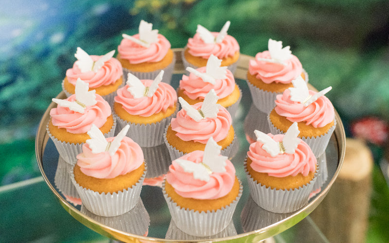 Kids Party Food - Fairy Cupcake