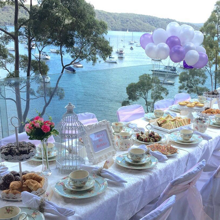 We Came Here To Party Kids High Tea Party Sydney