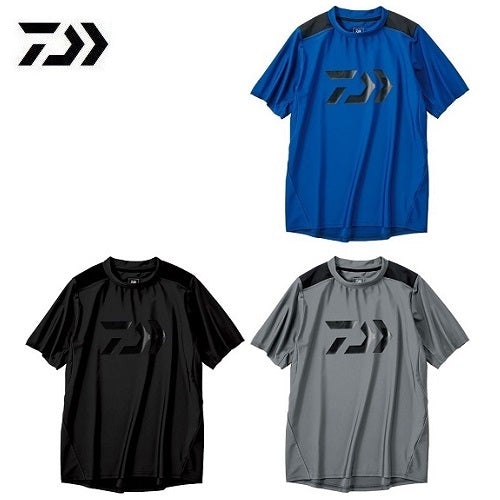Daiwa UV Cut Short Sleeve Rash guard DE-61009