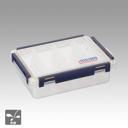 MEIHO Water Guard #800 Tackle Case - Coastal Fishing Tackle