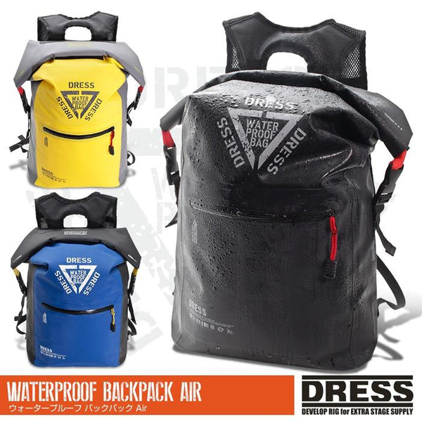 DRESS WaterProof Backpack Air