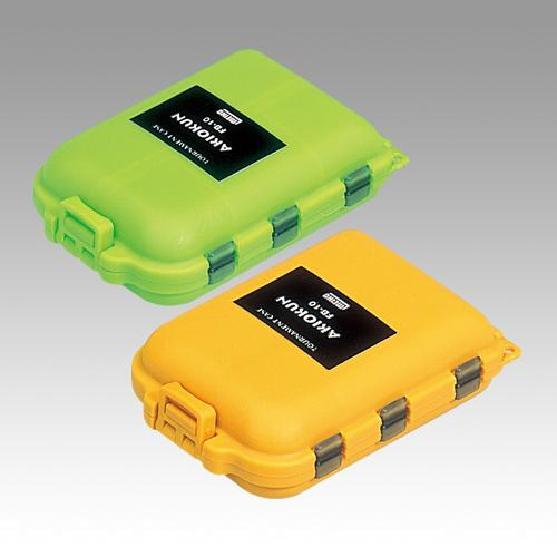 MEIHO AKIOKUN Pocket Size Parts CASE FB-10 - Coastal Fishing Tackle