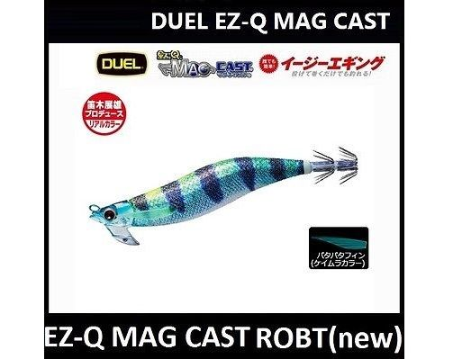 Duel EZ-Q MAG CAST Far Casting Squid Jig ROBT