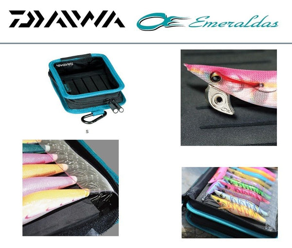 DAIWA Emeraldas Egi Holder Squid Jig case Type B  size S