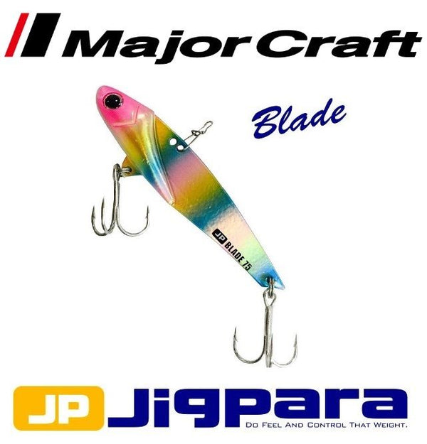Major Craft Jigpara Vibration Blade Jig Lure #34 Cotton Candy
