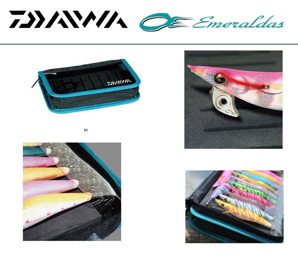 DAIWA Emeraldas Egi Holder Squid Jig case Type B  size M