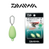 Daiwa Agorig Quicker Sinker II for Boat and Shore Squid Fishing Glow