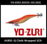 Yo-zuri Aurie-Q Cloth Wrapped Squid Jig Egi SG9
