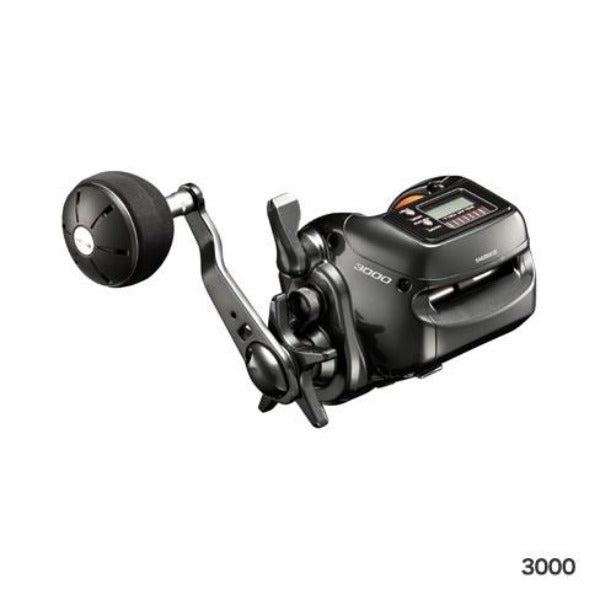 Shimano Solar Power Counter Offshore Reel Barchetta SC - Coastal Fishing Tackle