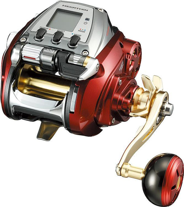Daiwa Seaborg 500MJ Electric Reel - Coastal Fishing Tackle