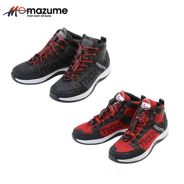 MAZUME ROUGH WATER HIGHCUT DECK SHOES MZSH-408