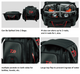 Daiwa Multiple Purpose Backpack System Surf Bag