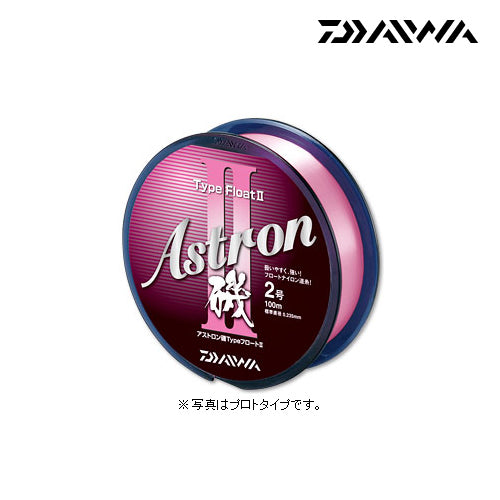 Daiwa Astron ISO Type Float II Nylon Line 150m