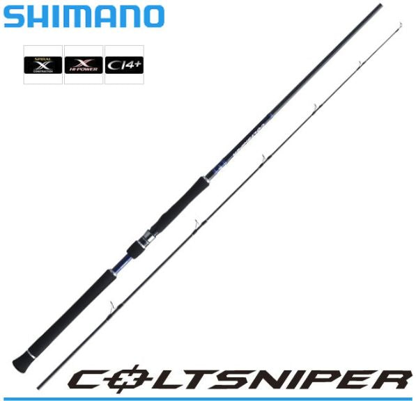 Shimano ColtSniper 2 pieces Lure Fishing Rod