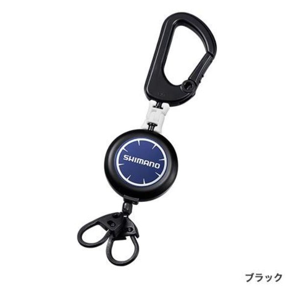 Shimano Carabiner PIN ON Reel PI-031R