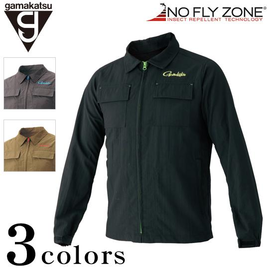 Gamakatsu NO FLY ZONE(R) FIELD JACKET GM-3563