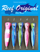 Reef Original Handmade Wood Lure - Slim Popper 130