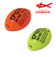 Kizakura 17'GTR Zensoh ISO Fishing Float Orange Color