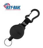 KEY-BAK KEY REEL Carabiner and Polyester Cord MID6 6C