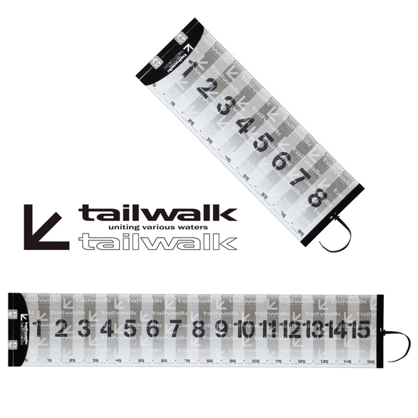 Tailwalk FISH MEASURE -Wide type - Coastal Fishing Tackle