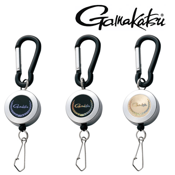 Gamakatsu Carabiner Pin on Reel GM2093