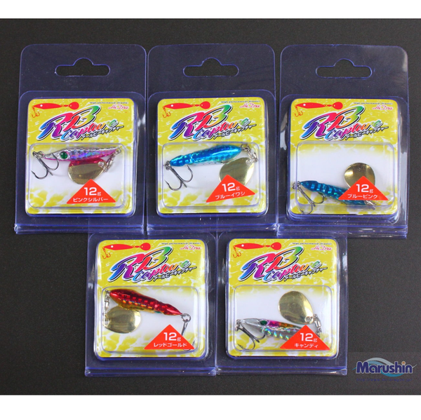 MARUSHIN Micro JIG RB Capture 40mm 12g