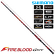 19 Shimano ISO Fishing Rod Fireblood Gure