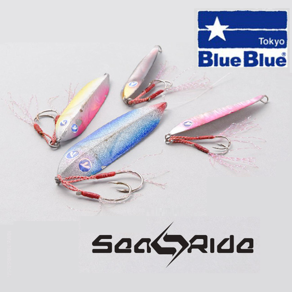 Blue Blue Metal Jig SeaRide 40g