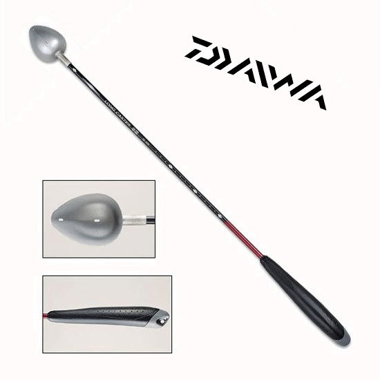 Daiwa Long Caster Burley Scoop (Stainless version)