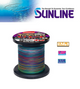 Sunline PE JIGGER ULT 4-strands Ultimate braid Line 1200m Slow Pitch Special