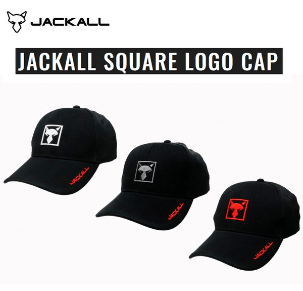 JACKALL Square logo cap - Coastal Fishing Tackle