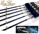 EverGreen Slow Pitch Jigging Rod Poseidon Slow Jerker PSLJ 603-6