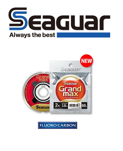 Seaguar Grand Max Fluorocabon Leader 60m