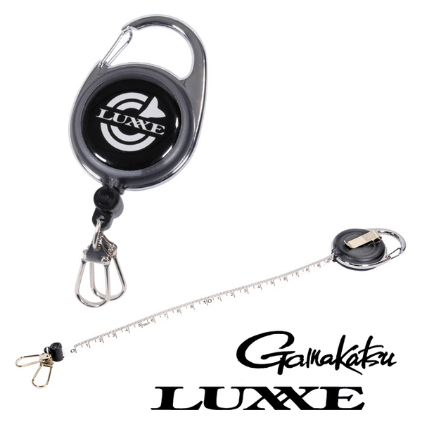 Gamakatsu LUXXE Double Pin on Reel Measure LE-110 - Coastal Fishing Tackle