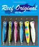 Reef Original Handmade Wood Lure - Slim Popper 180