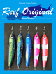 Reef Original Handmade Wood Lure - Diving Pencil A-Type 170