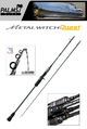 Palms Metal Witch Quest Offshore Slow Jigging Rod